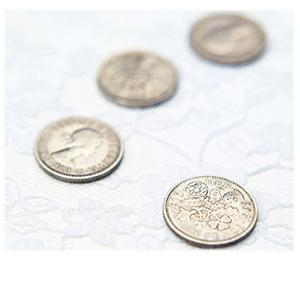 6ペンスコイン